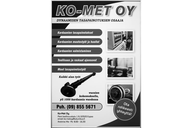 Ko-met Oy lehti